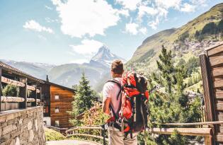 Alpin-Chic im Schweizer 4* Hotel