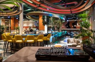 4* Lindner WTC Hotel & City Lounge Antwerp