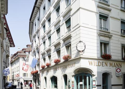 Romantikhotel Wilden Mann
