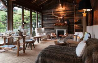 Entspannung im Small Luxury Hotel inmitten der Salzburger Bergkulisse