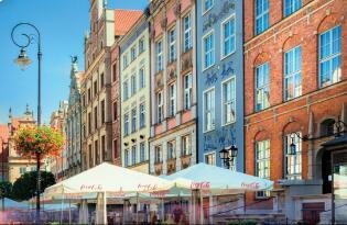 Erholung in der romantischen Hafenstadt Danzig