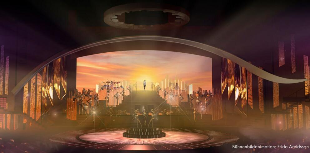ARISE – Die neue Grand Show im Palast 78169