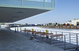 Freuen Sie sich auf eine kühle Nordseebrise im aufregenden Bremerhaven