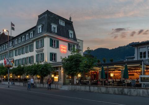 Krebs Hotel Interlaken