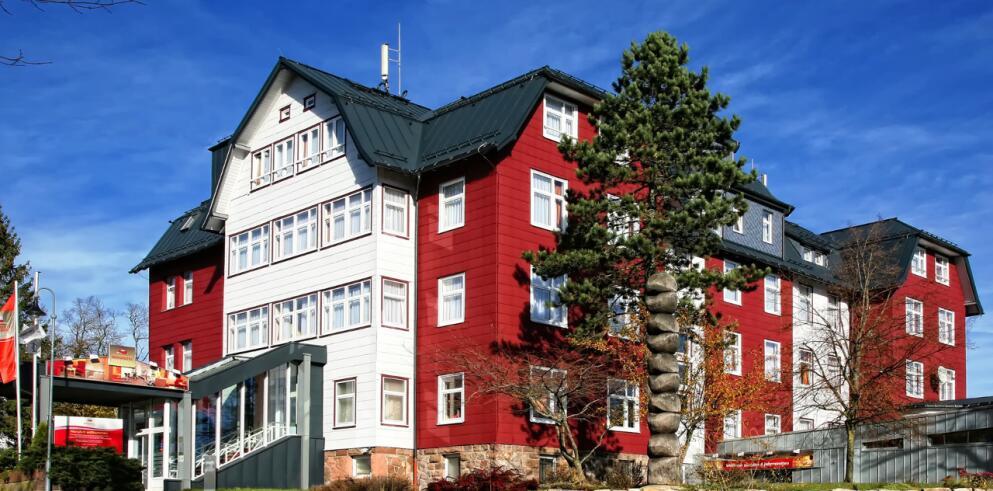 Berghotel Oberhof 7860