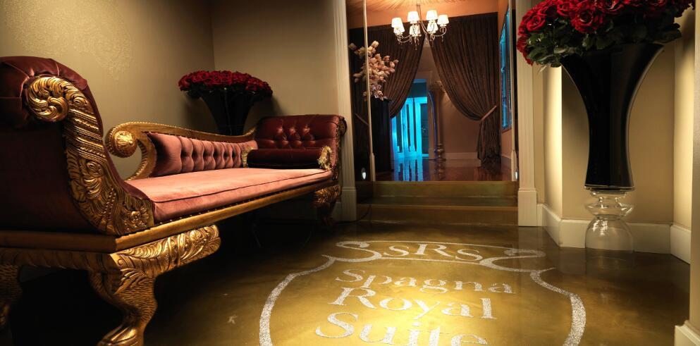 Spagna Royal Suite 7956