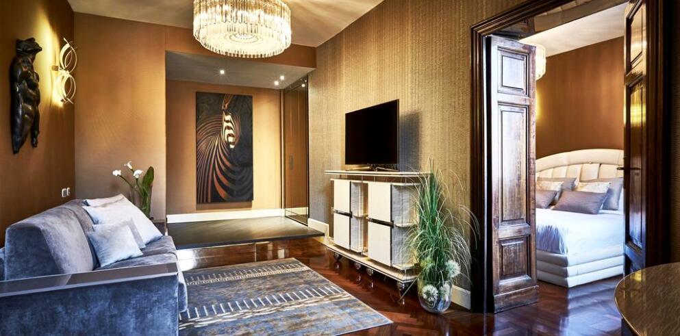 Spagna Royal Suite 7960