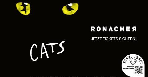 CATS – Das Original in Wien