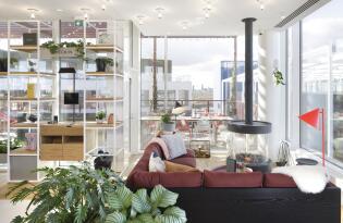 Erleben Sie Wien im stylischen Loft-Hotel direkt am Prater