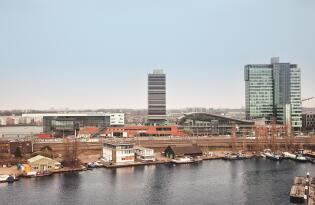 Cityhotel im Herzen Amsterdams