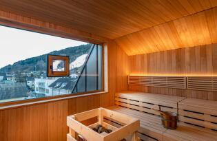 Beine hochlegen und sich wie Zuhause fühlen im Herzen der Urlaubsregion Schladming-Dachstein