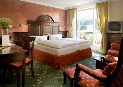 Zimmerbeispiel Komfort Land Doppelzimmer