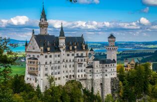 Allgäu-Urlaub mit Style in direkter Nähe zum Schloss Neuschwanstein