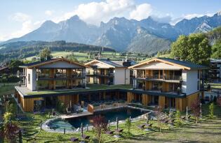 Wellnessurlaub in den Bergen des Hochkönigs in Österreich