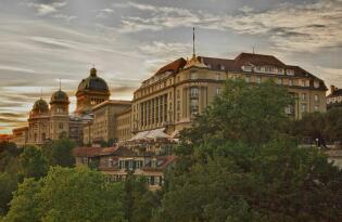 Ein exklusiver Urlaub im historischen Luxushotel