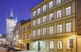 Gemütlichkeit inmitten Prags