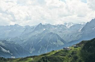 Aktivurlaub mit Wellness in Österreichs wunderschönem Tal Montafon