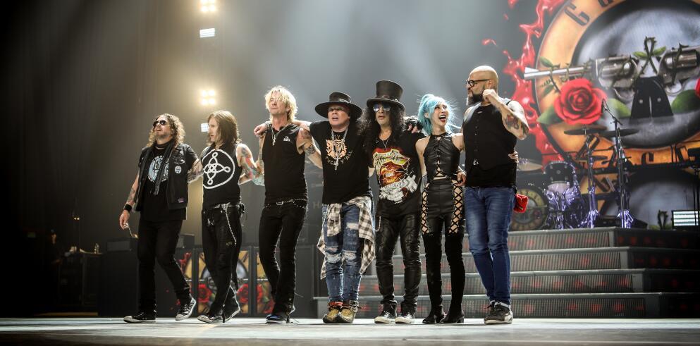 Guns N' Roses Hannover 83217