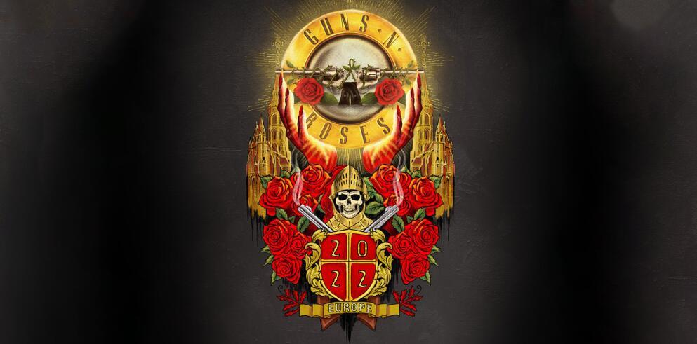 Guns N' Roses Hannover 83235