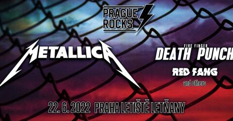 Prague Rocks feat. Metallica