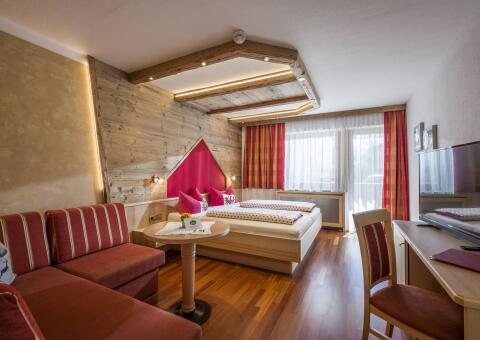 Hotel Alpina Ried-0