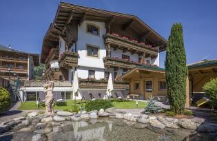 Traumhaftes Wellness- und Familienhotel mit Alpenpanorama im Zillertal