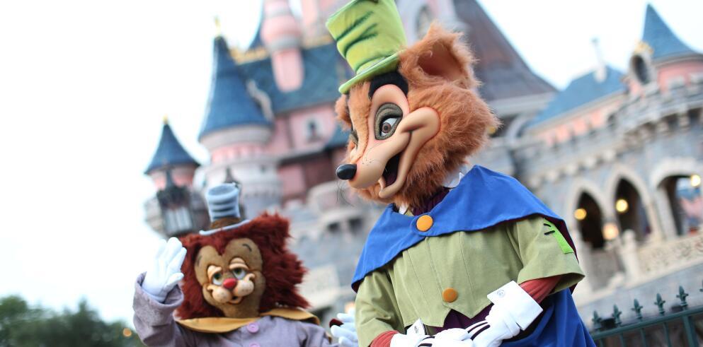Disneyland® Paris 84378