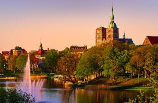 Neueröffnetes Wohlfühlhotel in der geschichtsträchtigen Hansestadt Stralsund
