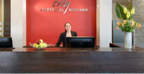 City Aparthotel München-1