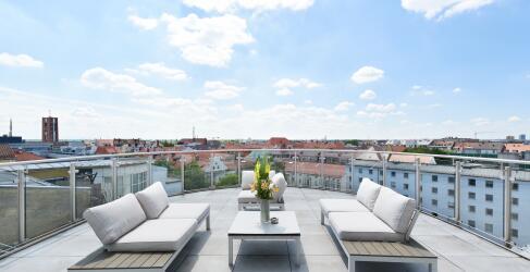 City Aparthotel München-4
