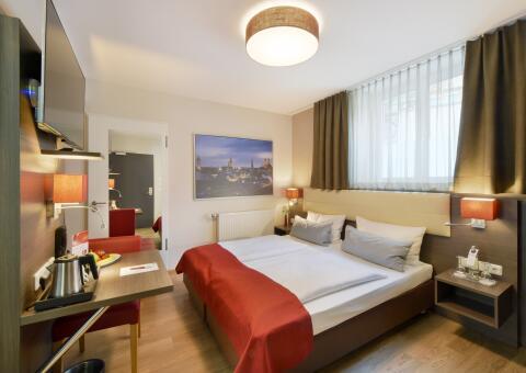 City Aparthotel München-2