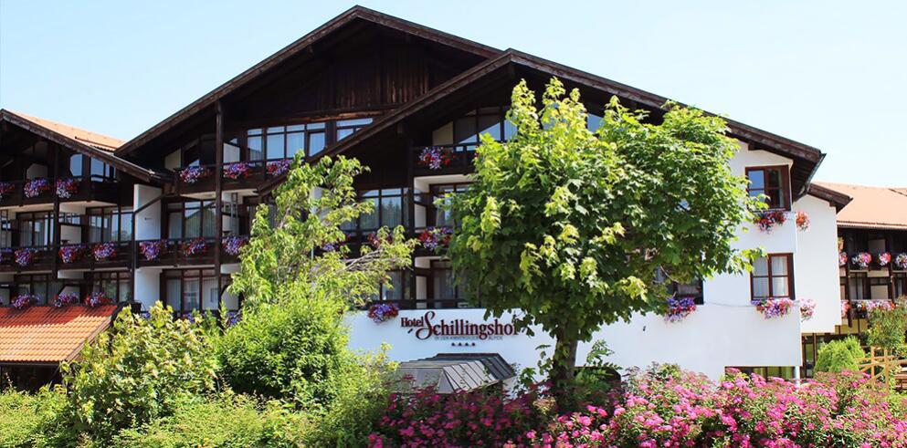 Hotel Schillingshof 850