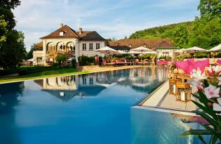 Genuss und Wohlbefinden im besten Wellnesshotel in Rheinland-Pfalz