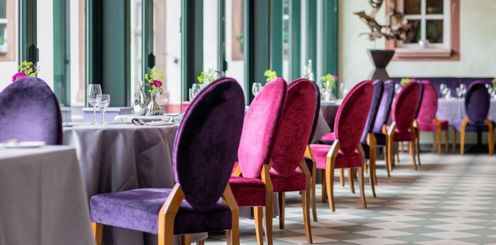 Romantik Hotel Landschloss Fasanerie 8554