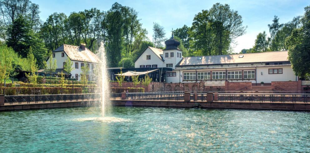 Romantik Hotel Landschloss Fasanerie 8571