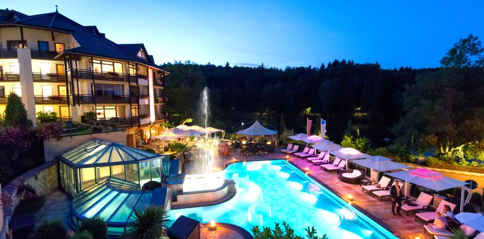 Romantischer Winkel SPA Resort 8607
