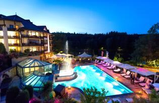 Romantisches Wochenende und paradiesische Entspannung am Harz
