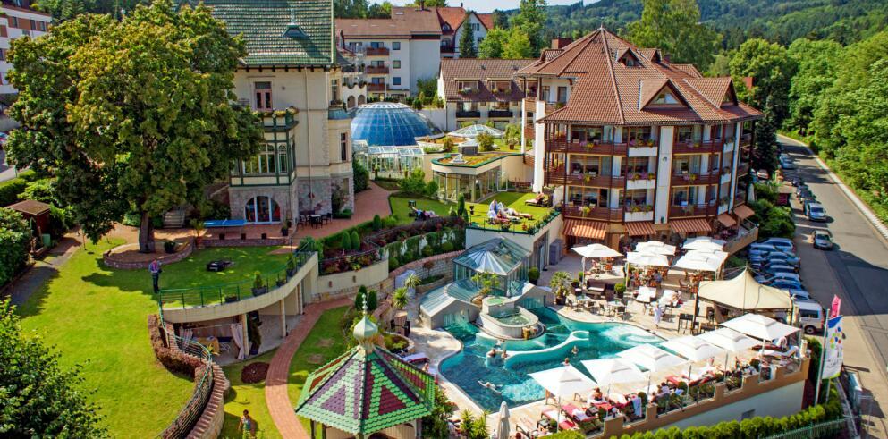 Romantischer Winkel SPA Resort 8612