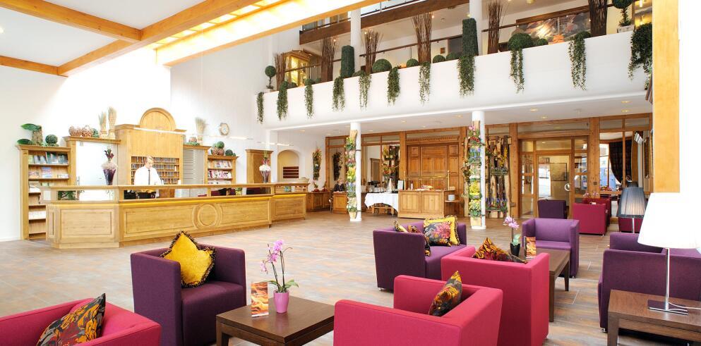 Fürstenhof Quellness- und Golfhotel 8631