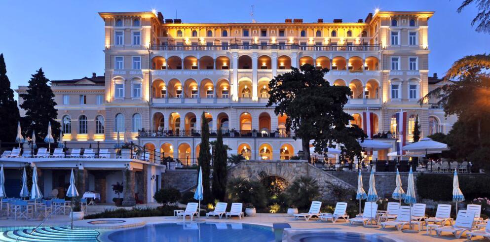 Hotel Kvarner Palace 8676