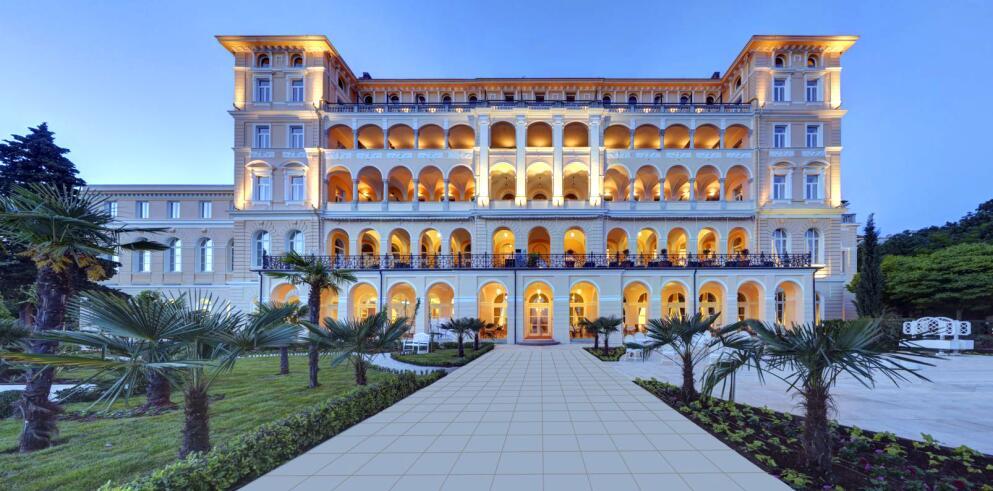Hotel Kvarner Palace 8677