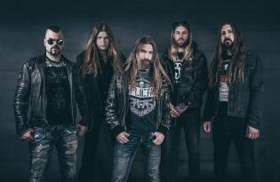 Erleben Sie die schwedische Heavy Metal Band am 08.03.2022 in der Barclays Arena in Hamburg
