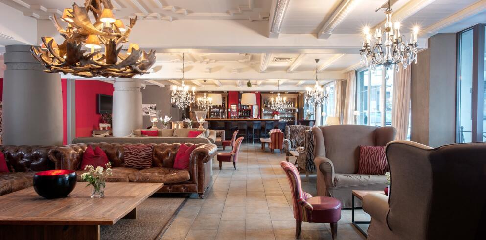 Q! Hotel Maria Theresia 8712