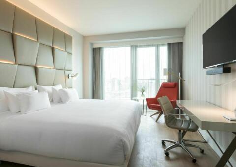 Beispielzimmer - das gebuchte Zimmer kann abweichen.