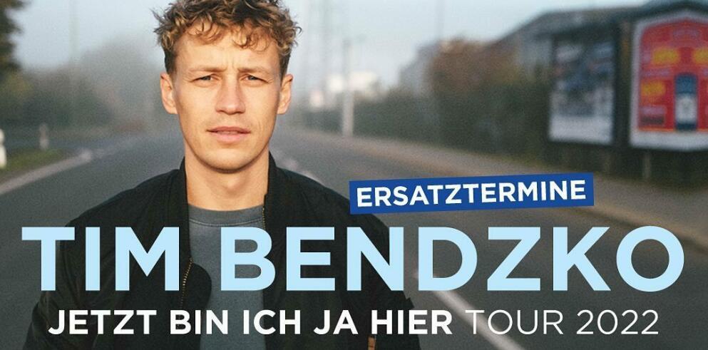 Tim Bendzko – Jetzt bin ich ja hier Tour 2021/22 – Berlin 88251