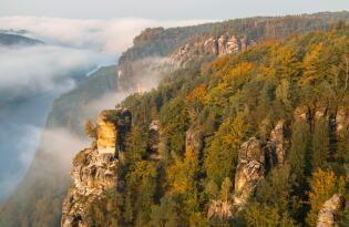 Urlaub im Elbsandsteingebirge für Abenteuerlustige & Naturliebhaber