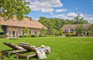 Wohlfühlurlaub für Verliebte - Stilvoller Landhausflair im Saarland