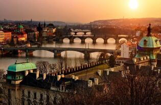 Exzellenz und hoher Komfort direkt bei der Prager Altstadt