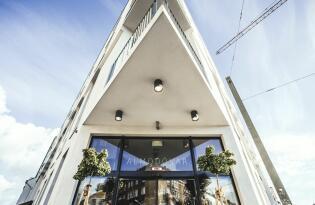 Biohotel mit frischem Style & Design im hippen Friedrichshain