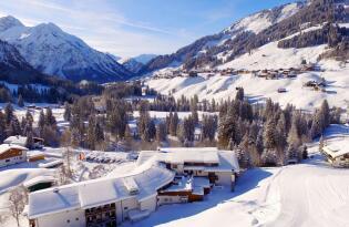 Verwöhnurlaub mit ausgezeichneter Gourmetküche im herrlichen Vorarlberg